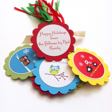 Cute Christmas Gift Tags b