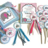 Elephant Party Decorations for Boys and Girls Twins