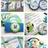 Owl Birthday Party Decorations for Boys