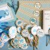 Blue Elephant Party Decorations