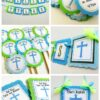 Baptism or Communion Party Decorations