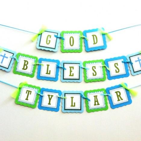 God Bless Banner
