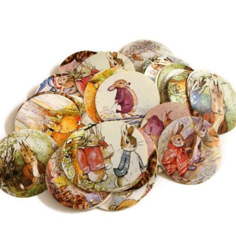 Peter Rabbit Stickers